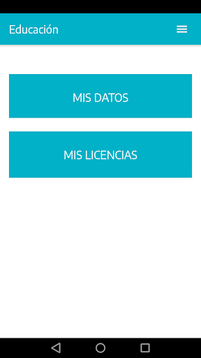 Mis Licencias 1.1.7 screenshots 3
