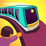 App Icon for Train Taxi App in Spain Google Play Store