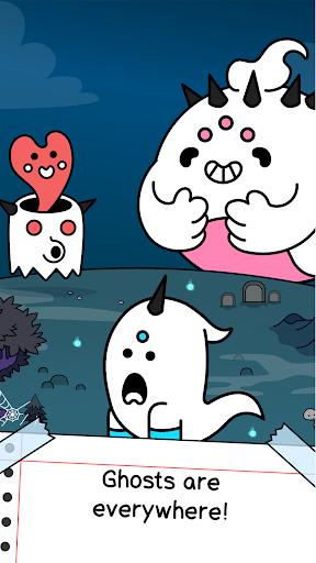 Ghost Evolution - Create Evolved Spirits apktreat screenshots 1