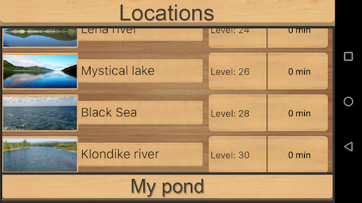 True Fishing (key). Fishing simulator 1.14.1.636 screenshots 12