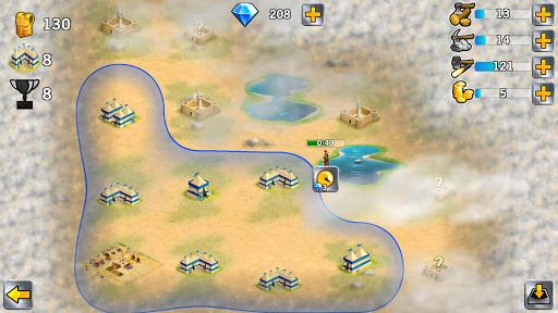 Battle Empire: Rome War Game 1.6.2 screenshots 3