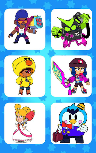 Coloring for Brawl Stars 0.27 screenshots 18