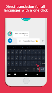 Transboard- Keyboard Translate v1.6.1 Mod Android Updated 1