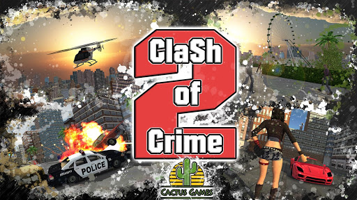 Clash of Crime Mad City War Go 1.1.2 Screenshots 3