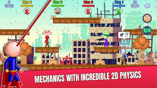 Stick Fight Online: Multiplayer Stickman Battle 2.0.32 screenshots 15
