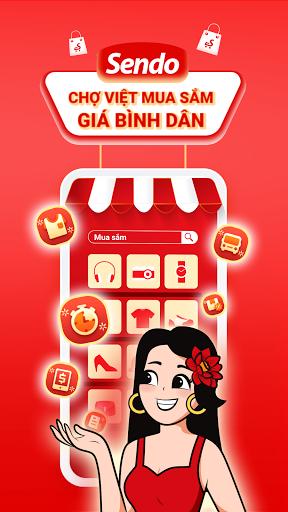 Sendo: Chợ Của Người Việt  screenshots 1