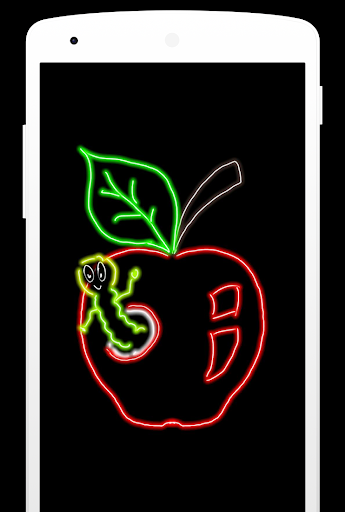 Magic Doodle Art - Neon Paint Art - Neon Color Art screenshots 2