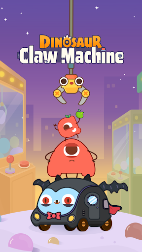 Dinosaur Claw Machine - Games for kids android2mod screenshots 9