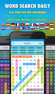 Word Search Daily - Free (1000+ Levels)