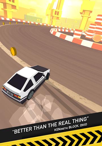 Thumb Drift u2014 Fast & Furious Car Drifting Game  screenshots 13