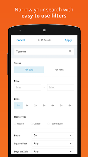 Real Estate in Canada by Zolo  Screenshots 4
