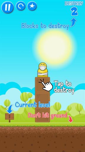 Gold Totem  - destroy blocks ! 1.6 screenshots 1