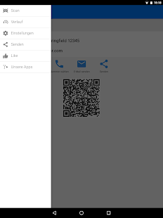 QR & Barcode Scanner Screenshot