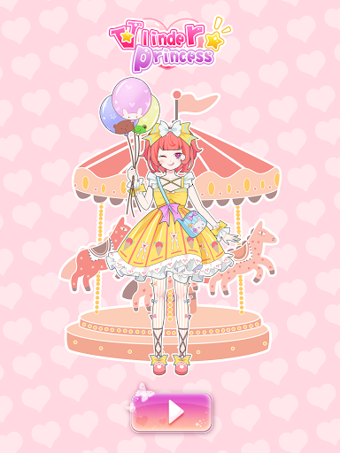 Vlinder Princess - Dress Up Games, Avatar Fairy 1.3.3 screenshots 11