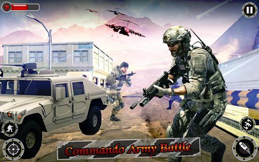 Bravo Shooter: Gun Fire Strike android2mod screenshots 1