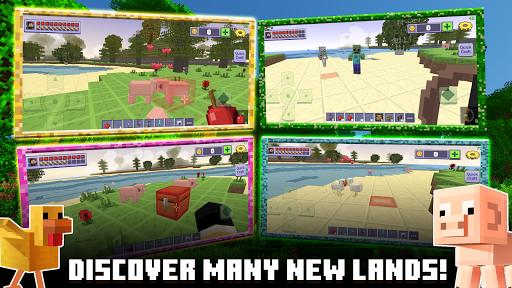 Build Block Craft - Mincraft 3D 1.0.3 screenshots 3