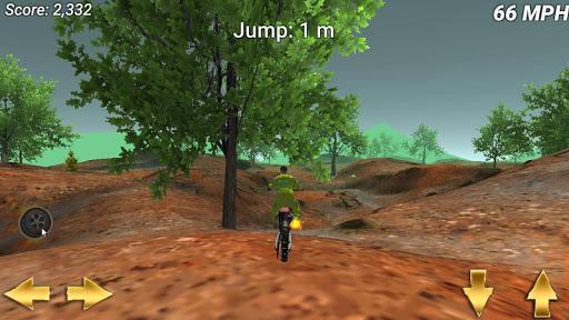 motorbike racer dirt screenshot 1