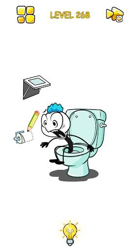 Troll Master - Draw One Part - Brain Test  screenshots 5