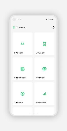 Inware  screenshots 1