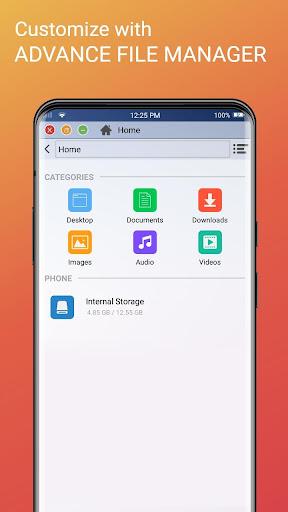 Launcher iOS 14 4.6 Screenshots 9