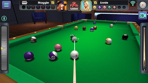 3D Pool Ball 2.2.2.3 Screenshots 2