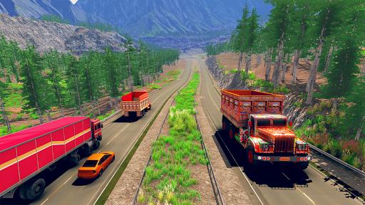Asian Truck Simulator 2019: Truck Driving Games screenshots 4