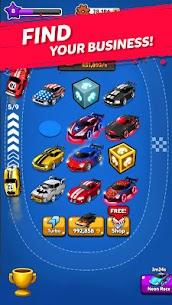 Merge Battle Car MOD APK (Unlimited Coins) 4