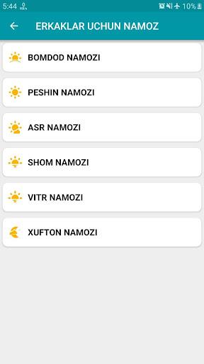 Namoz o'qishni o'rganish | Batafsil qo'llanma  Screenshots 4