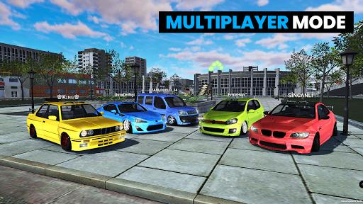 Car Parking 3D: Modified Car City Park and Drift screenshots 10