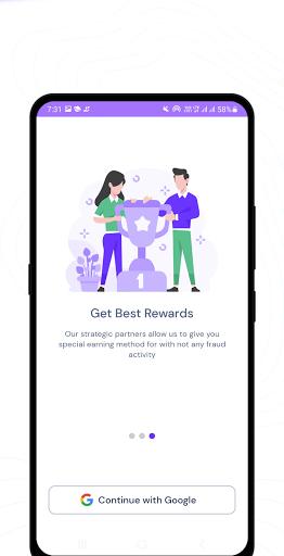 Code Triche Nuoo Rewardz  APK MOD (Astuce) screenshots 1