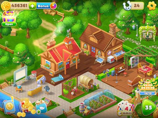 Solitaire: Texas Village 1.0.15 screenshots 23