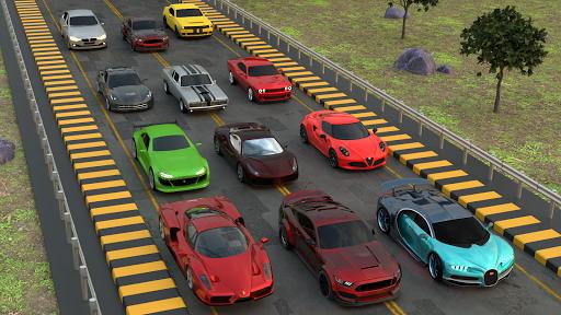 Extreme Turbo Car Racing: Traffic Simulator 2021  screenshots 5