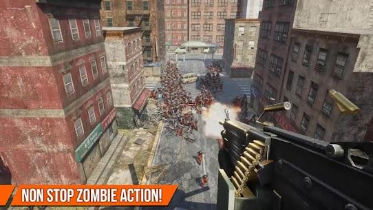DEAD TARGET: Zombie Shooter (MOD Full Gold / Money) 3