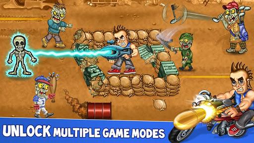 Last Heroes: Zombie Games 1.6.8 screenshots 4