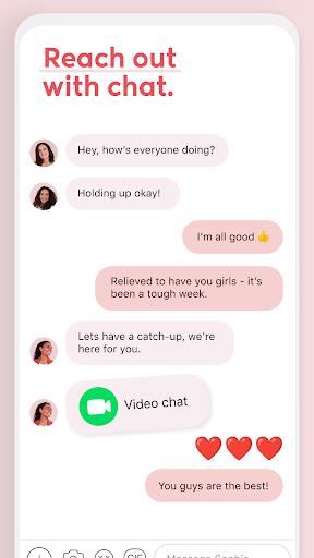 Peanut: Make New Friends & Find Support apktram screenshots 7