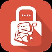 Hide-Vault SMS, Pics, Music, File & Video App lock