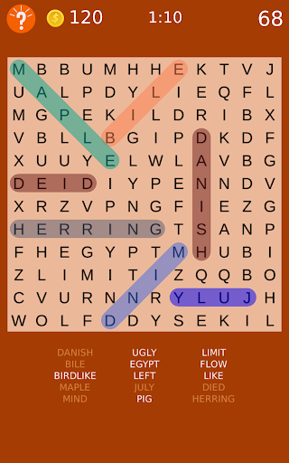 Word Search Puzzles  screenshots 10
