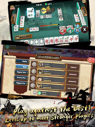 3P Mahjong Fury - hottest in Malaysia & Singapore  screenshots 12