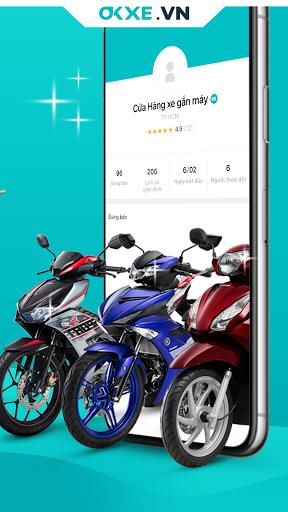 OKXE u2013 Mua bu00e1n xe mu00e1y tru1ef1c tuyu1ebfn android2mod screenshots 3
