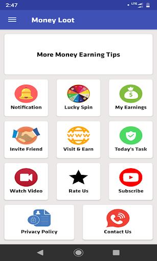 Money Loot - Earn Money by Games & Tasks u2605u2605u2605u2605u2605  Screenshots 3
