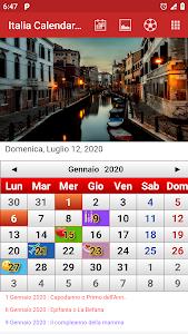 Italia Calendario 2020 1.30