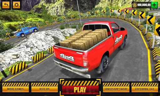 Offroad Pickup Truck Cargo Duty 2.0 Screenshots 1