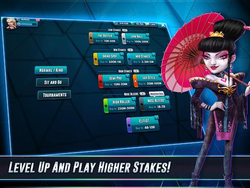 HD Poker: Texas Holdem Online Casino Games apkslow screenshots 8