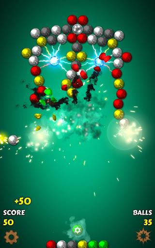 Magnet Balls 2 Free: Match-Three Physics Puzzle  screenshots 9