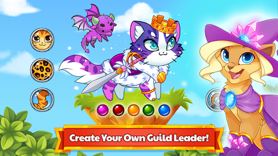 Castle Cats - Idle Hero RPG apk