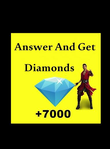Quiz Free u2564 Fire Get Diamonds 2021  Screenshots 7