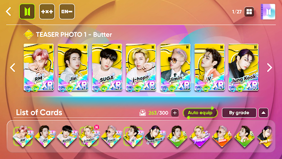 Rhythm Hive : Play with BTS, TXT, ENHYPEN! 2.2.1 Screenshots 1