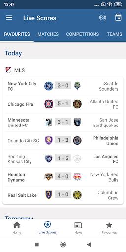 FIFA - Tournaments, Soccer News & Live Scores  Screenshots 3