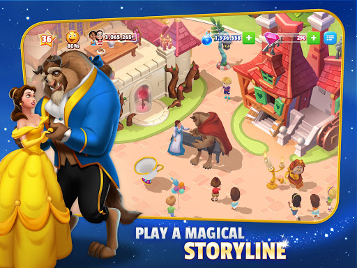 Disney Magic Kingdoms: Build Your Own Magical Park Apkfinish screenshots 15