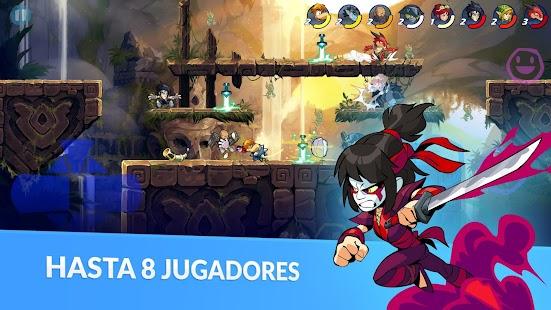 Schermata di Brawlhalla